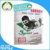 china Soft Reusable character printed Baby cloth nappies