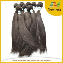 100% Wholesale Virgin Peruvian Straight Cheap Human Braiding Hair