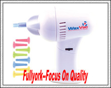 Wax Vac Ear Cleaner As Seen On TV Vaccum Ear Cleaner
