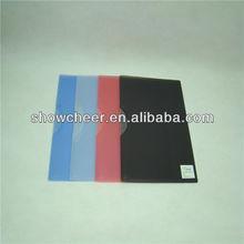 PP swing clip file folder