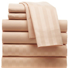 hot sale luxury hotel cotton sateen sheet sets