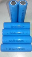 18650 lithium battery 3.7V 1200mah