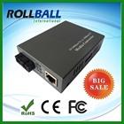 Competitive prices UTP port ethernet fiber media converter
