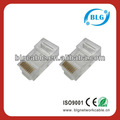 Shehzhen precio FOB definición : 10 Pin 8p8c cat6 cable rj45 enchufe