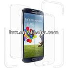 Color lcd screen protector film for Galaxy s4 i9500 oem/odm(Anti-Fingerprint)