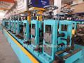 automática de aço inoxidável da tubulação da máquina para fazer os tubos