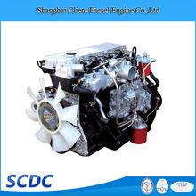 4 cylinder Isu 4HF1 engine for vehicle
