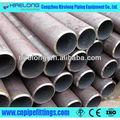 10 pulgadas de acero al carbono tubería 40 horario