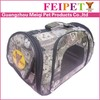 Factory direct sale fashion expandable pet dog carrier