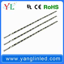 direct manufacturer Edge lit Use on light box high bright smd 2835 led rigid bar 72 leds