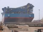 No need launch ramp-high bearing air bag to push ship