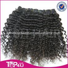 wholesale peruvian hair weaving natural color kinky curl 100% peruvian virgin hair