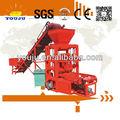 Qtj4-26 manual de ladrillo máquina de la prensa