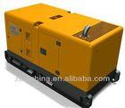 china manufacturer 50kw cummins super quiet generator muffler