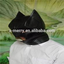 X-MERRY Custom Batman Mask: 100%Rubber, Enemy of Joker and Bane, Halloween Mask