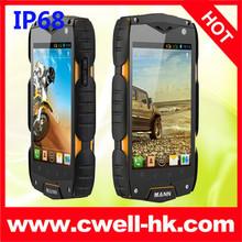 MANN ZUG 3 ip68 waterproof dual sim android mobile phone