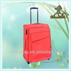 hot sale trolley luggage , fashion luggage,nylon luggage set