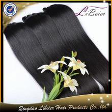 Libeier straight unprocessed 5a grade 100% virgin brazilian hair vietnam long hair