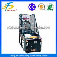 Street basketball indoor basketball shooting game machine