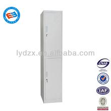 high quality modern design China 2 door steel small locker for sale