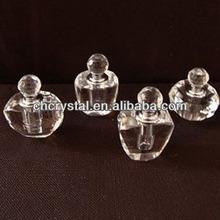 crystal perfume bottles wholesale,round glass perfume bottles wedding glass flower bottle MH-X0649