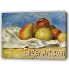 Frame Fruit Oil Painting