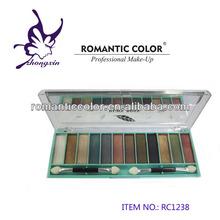 HOT 12 Color Eyeshdow /Wholesale Cosmetics