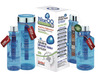 Purify and Alkaline Tap Water, Filtered Water and Spring Water with natural Minerals