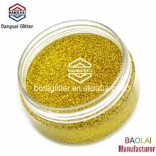 Most popular High quality hexagonal glitter powder for decoration