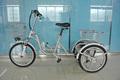 36v de alta velocidad sin escobillas bicicleta e/bicicleta eléctrica 3 sin ruedas