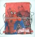 2014 Spiderman sac de cordon