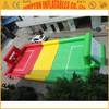 inflatable water football field,inflatable water football pitch