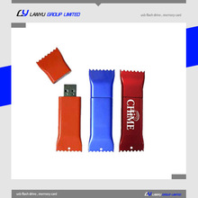 Sweet Candy USB, Promotional gift USB 4GB, Customized candy Flash Drive USB