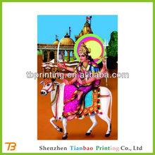 Customize 3d Hindu god picture