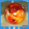 Competitive price hot selling inflatable glow beach ball