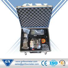CX-HUFM-TDS-100H handable ultrasonic flow meter/ agitator viscous fluid mixing equipment