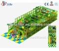 Gm- sbi de interior los niños sala de juegos para jugar en la estructura de plástico
