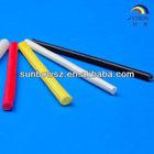 braided acrylic fiberglass tubing