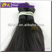 Natural hair Remy human hair halloween costumes long hair