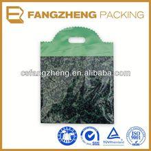 plastic die cut carriers/carrier bag
