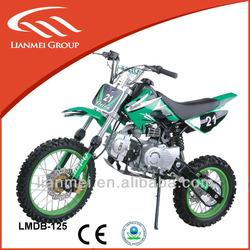 125cc dirt bikes/pit bike for sale cheap with CE/EPA LMDB-125