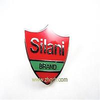 2014 cheap promotional custom metal 3d pin badge