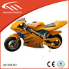 mini chopper pocket bike gas pocket bikes sale with CE