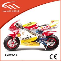 mini chopper pocket bike gas powered pocket bikes for sale with CE