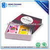 Factory Manufacturing Attractive Paper Tea Box For Varies Tea AD& Promotion