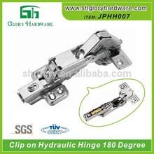 Classical creative hydraulic double swing door hinge