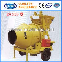 350L portable cement agitator concrete mixer from china