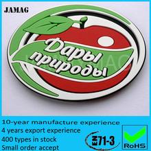 super strong natural epoxy resin magnetic fridge magnet for sale