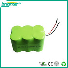 High temperature 9.6v 6000mah nimh battery for power tools