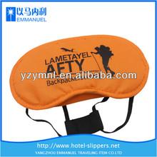 Orange for outdoor camping sleeping mask for men